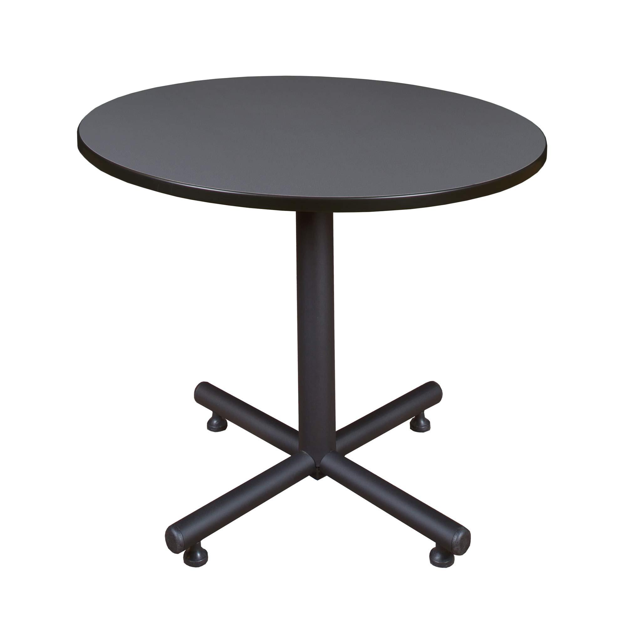 Regency Kendrick Breakroom Table, 42'', Slate by Regency