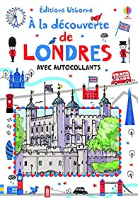 A la découverte de Londres avec autocollants par Rob Lloyd Jones