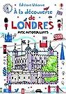 A la découverte de Londres avec autocollants par Lloyd Jones