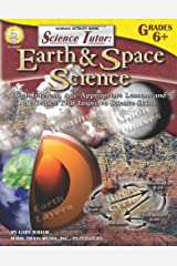 Science Tutor, Grades 6 - 8: Earth & Space Science (Tutor Series) Paperback