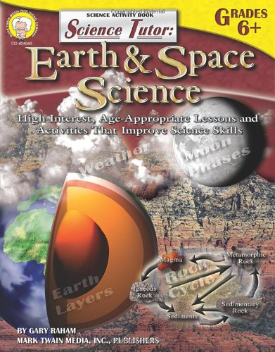 Science Tutor, Grades 6 - 8: Earth & Space Science (Tutor Series)