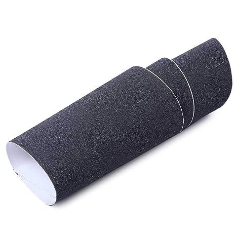 Grip Tape Sand - Adhesivo para patinete de skate y patinete ...