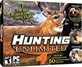Hunting Unlimited 4 (jewel case)