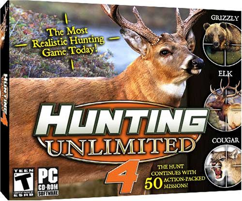 Free Hunting Unlimited 4