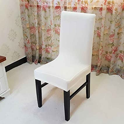 Cool Amazon Com Omkuwl Simple Chair Cover Wedding Decoration Andrewgaddart Wooden Chair Designs For Living Room Andrewgaddartcom