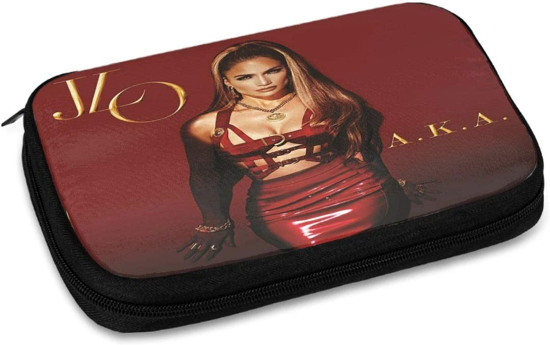 Jennifer Lopez Band Data Line Storage Bag Protective Case Fit USB SD Card Earphone Charger