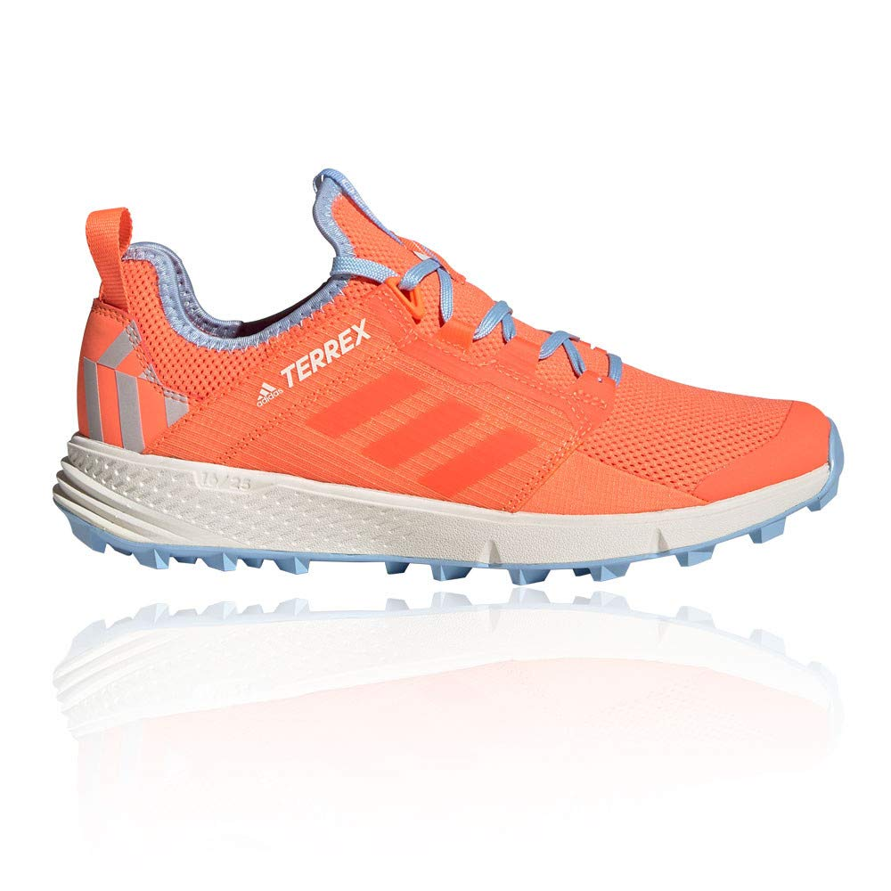 Orange 41 1 3 EU adidas Chaussures Femme Terrex Speed LD