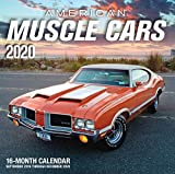 American Muscle Cars 2020: 16-Month Calendar