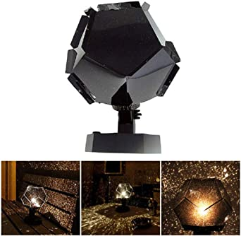 Night Light Cosmos Star Projector, LED Projector Night Light ...