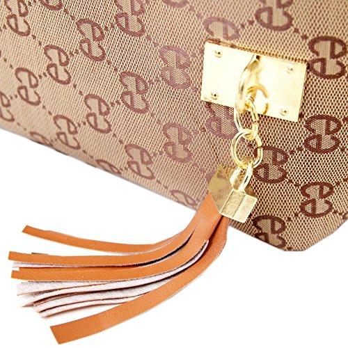 Pendentif Messenger Tassel Zm Bag Big Pocket 3 Imprimer Ms Sac Tote à New bandoulière 8HqZqxa1w