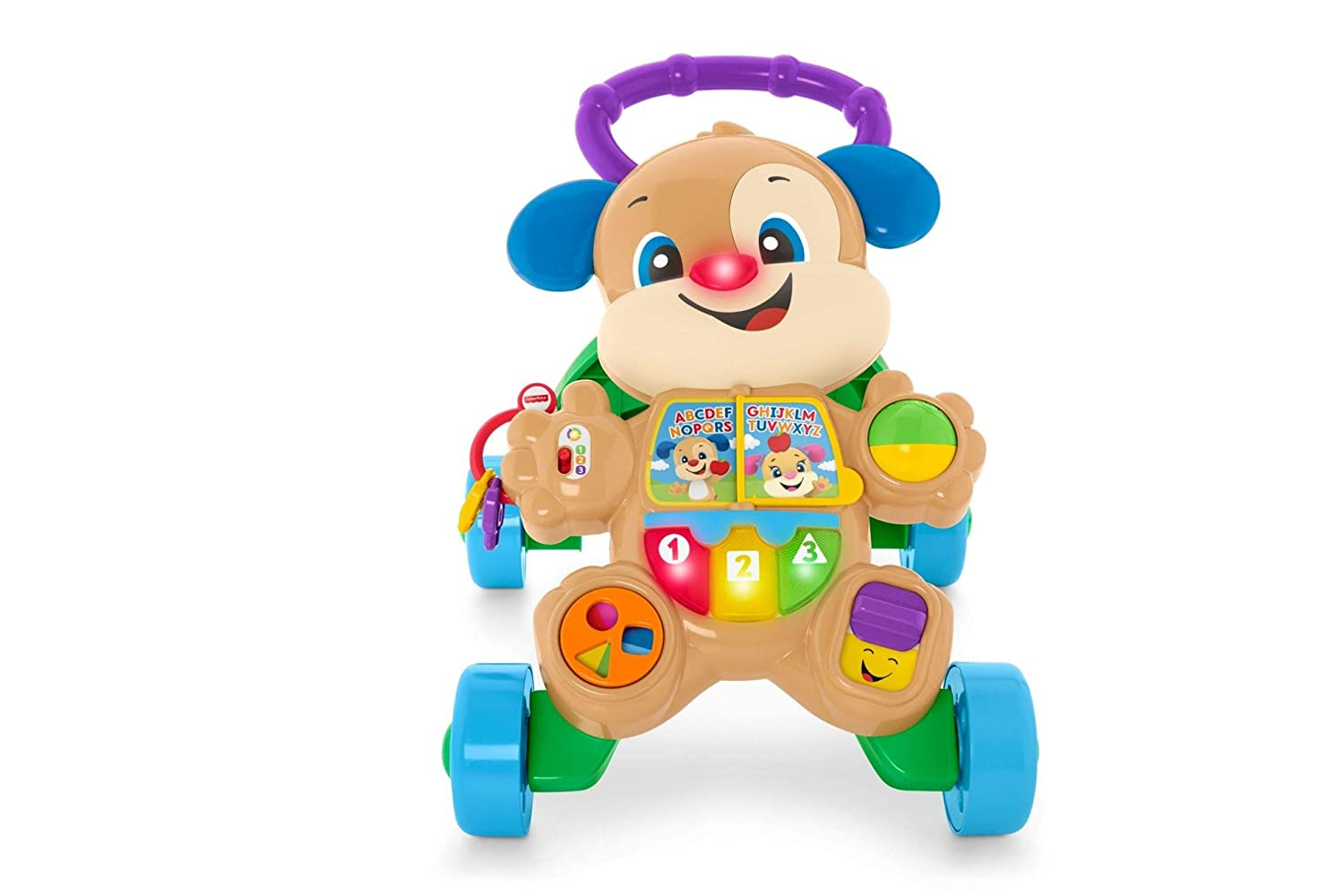 Fisher-Price - Andador Bebé, frc87, Multicolor: Amazon.es ...