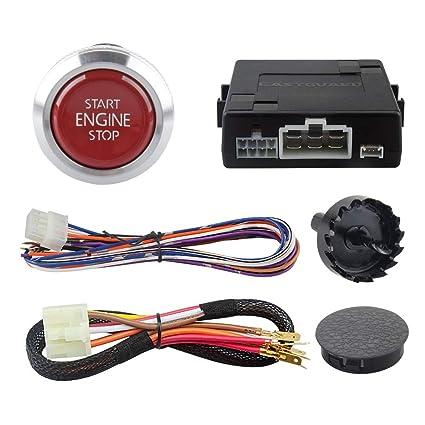 Easyguard Motor Start Stop botón Inicio a distancia opcional ...
