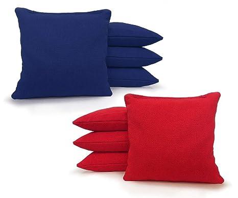 Set Of 8 Regulation Cornhole Bags! Cornhole Bag Toss