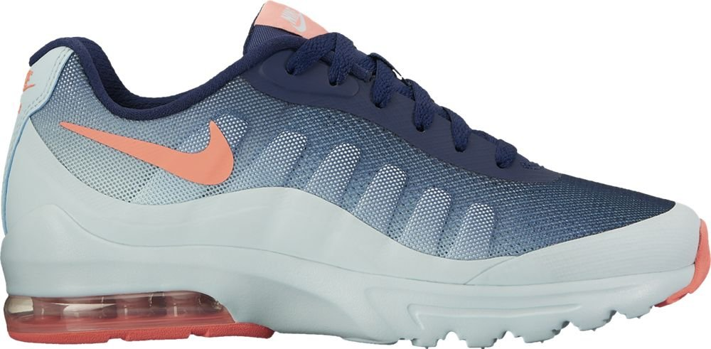 NIKE Women's Air Max Invigor Print Running Shoe B00C5L6WF4 9.5 B(M) US|Binary Blue/Lava Glow-glacier Blue
