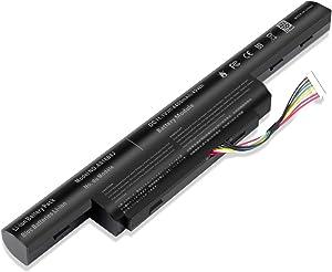 "New AS16B5J Laptop Battery for Acer Aspire 15.6"" inch E5-575G E5-575G-53VG E5-575G-75MD E5-575G-5341 Series Notebook 3ICR19/66-2 3INR19/66-2 AS16B8J"