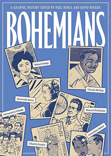 Bohemians: A Graphic History ()