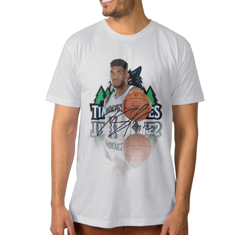 Juice Forus Men's Karl Anthony Town Tshirt Latest White