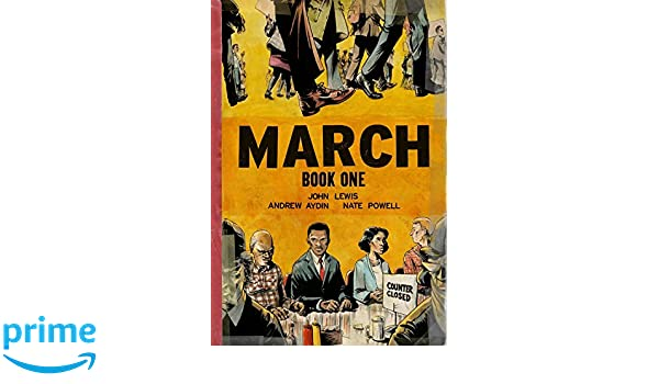 March: Book One (March Trilogy): Amazon.es: John Lewis, Andrew Aydin, Nate Powell: Libros en idiomas extranjeros