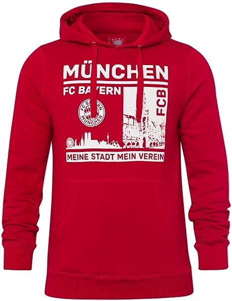 FC Bayern München colore: Rosso modello Classic Kids Giacca con ...