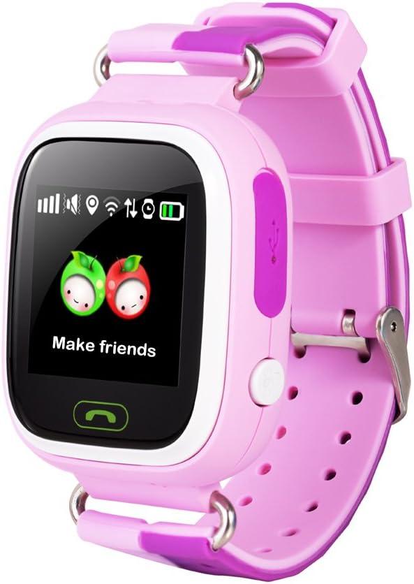 Amazon.com: TURNMEON Smart Watch Phone for Children Kids ...
