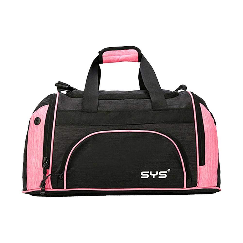 Unisex Large Travel Shoulder Weekender Overnight Bag Handbag Gym Tote Bag Large Capacity Smartey