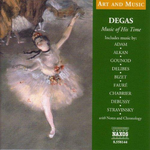 Art & Music: Degas - Music of ...