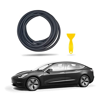 Seal Kit  for Tesla Model 3 Windshield Roof Wind Guard Noise Lowering Reduction