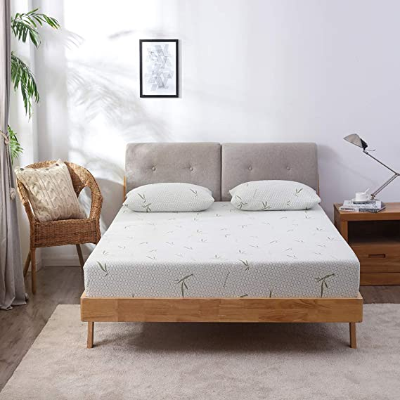 MLILY 6'' Dreamer Memory Foam Mattress