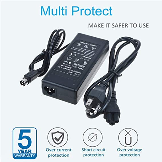 AC Adapter Charger Power for HP Compaq TFT5010 TFT5010i 307653-001 LCD Monitor
