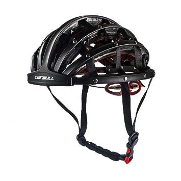 Amazon.com: Heemtle - Casco de ciclismo plegable, ligero ...