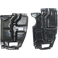 New Replacement for OE Engine Splash Shield