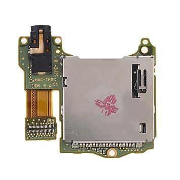 Eboxer - Pieza de Repuesto para Nintendo Switch, Tarjeta de ...