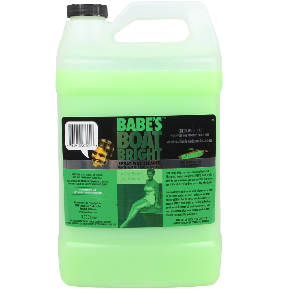 Babe's Boat Care Babe's Boat Brite GLN - BB7001 Babes Boat Products