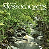 Massachusetts Wild & Scenic 2020 7 x 7 Inch Monthly Mini Wall Calendar, USA United States of America Northeast State Nature