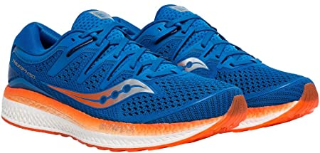 Saucony | Saucony Triumph Iso Mens Running Shoes Orange