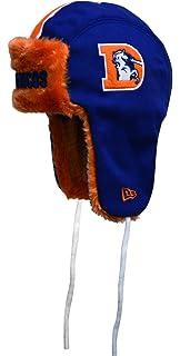 24d6b97fa3d12 Amazon.com   New Era New England Patriots NFL Frosty Trapper Fur ...