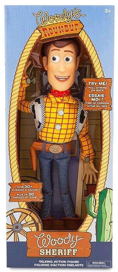 66d6f30712d57 Disney Toy Story 16 Talking Woody Doll by Toy Story  N A  Amazon.it  Giochi  e giocattoli