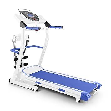 Klarfit pacemaker fx5 Cinta de Correr, Azul Marino/Blanco: Amazon ...