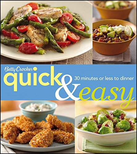 Betty Crocker Quick Easy Minutes