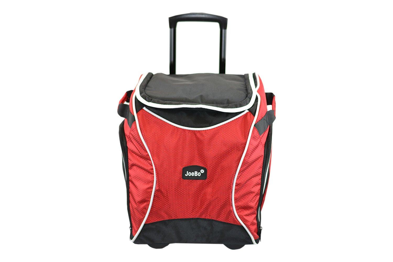 JoeBo, borsa termica isolante a trolley, XL, 40litri, ideale per eventi sportivi, picnic Yasmin Bags