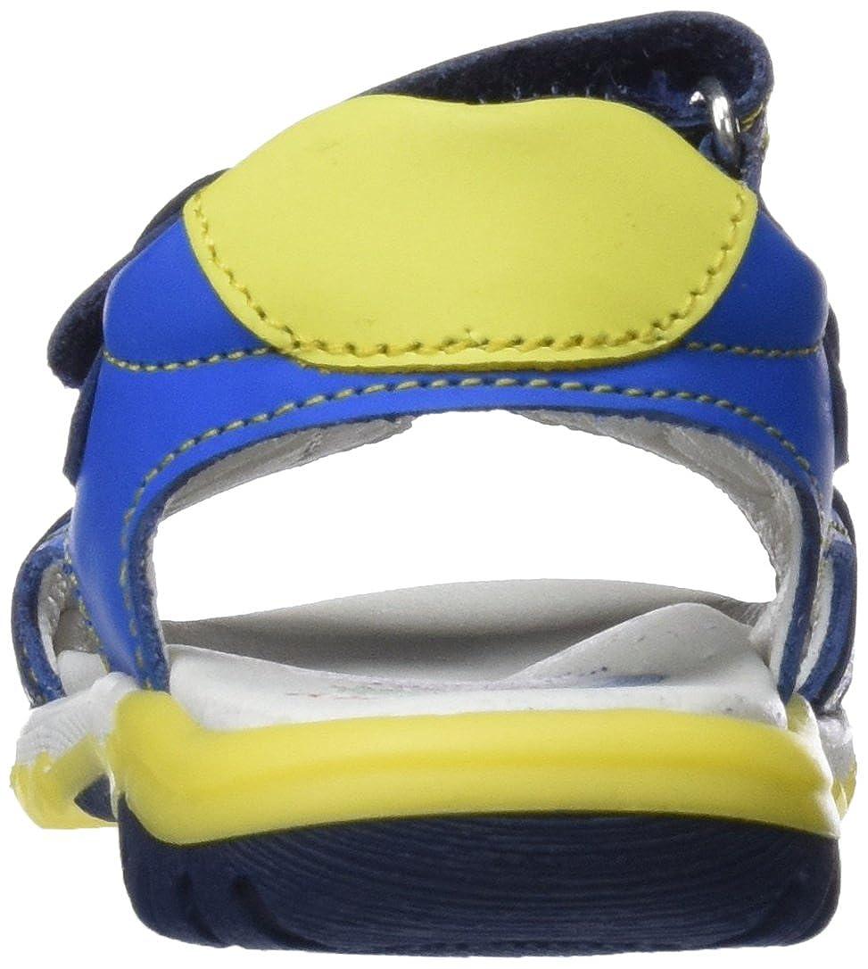 Azul 028726 4.5 UK Blue Pablosky Boys/' 28726 Open Toe Sandals