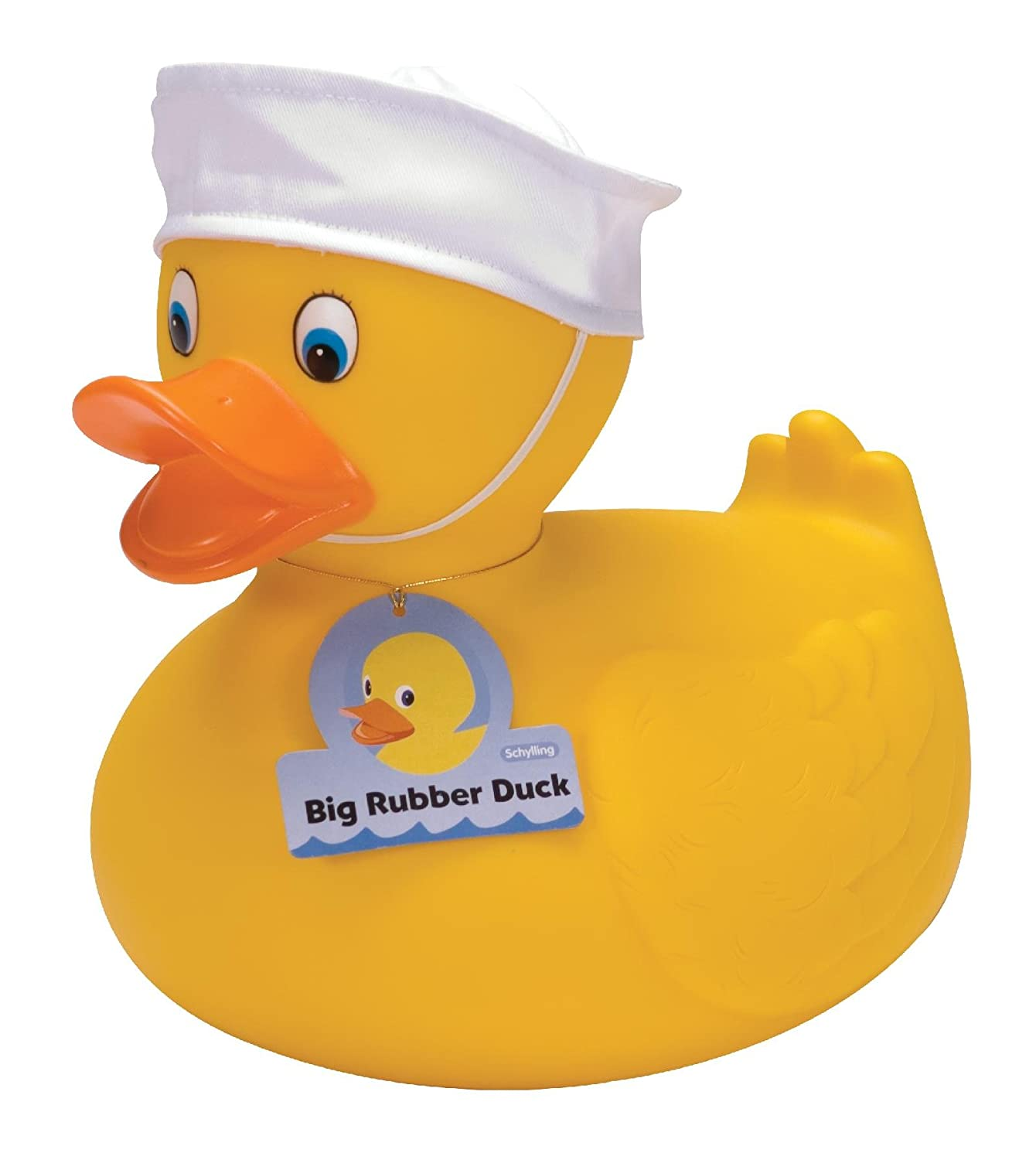 Amazon.com: Schylling Large Rubber Duck: Toys & Games