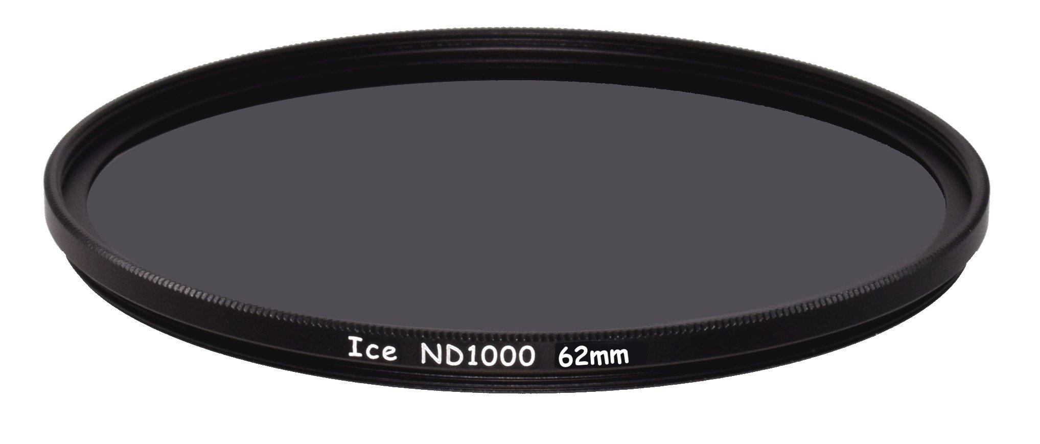 Ice 62mm ND1000 Filter Neutral Density ND 1000 62 10 Stop Optical Glass