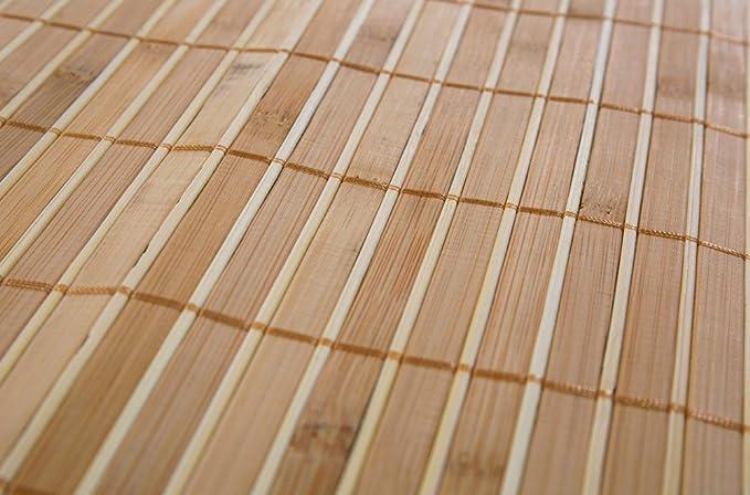 Bambusteppich ökologischer läufer aus bambus
