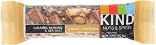 product image for Kind Caramel Almond and Sea Salt Bar, 1.4 Ounce - 12 per case.