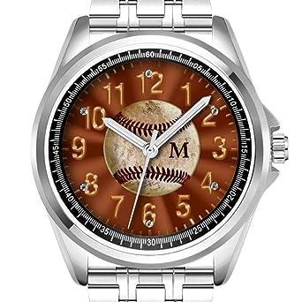 767ed93d9a パーソナライズメンズウォッチファッション防水時計腕時計ダイヤモンド_832 .男性ビンテージ野球のため