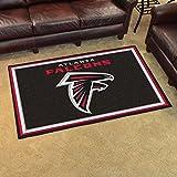 Fan Mats 6558 NFL - Atlanta Falcons 4' x 6' Area Rug