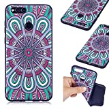 Lomogo Huawei Honor 7X Case Shockproof Anti-Scratch Silicone Case Cover for Huawei Honor 7X - LOBFE10219 #6