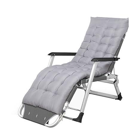 Reclinables Tumbonas Reclinable reclinable reclinable Relajante Lounge Relajación Casual Camping Reclinable Desmontable Playa Camping Jardín Balcón