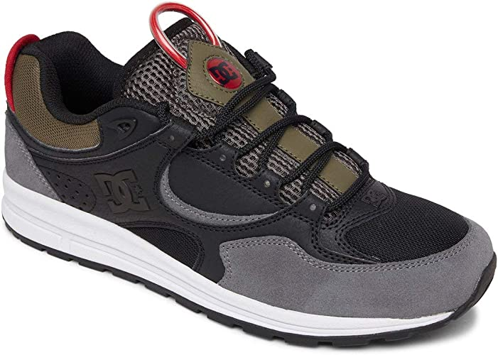 DC Shoes Kalis Lite - Leather Shoes for